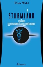 Sturmland - Die Gesetzgeber Cover