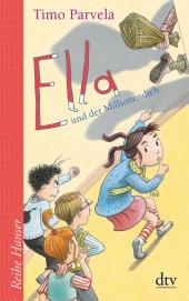 Ella und der Millionendieb Cover