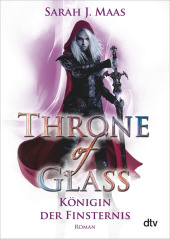 Throne of Glass - Königin der Finsternis Cover