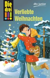 Die drei !!!, Verliebte Weihnachten Cover