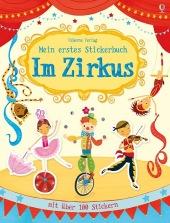 Mein erstes Stickerbuch: Im Zirkus Cover