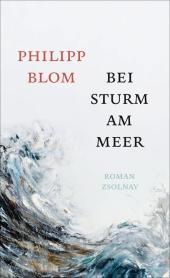 Bei Sturm am Meer Cover