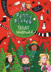 Penny Pepper - Tatort Winterwald Cover