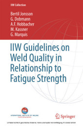 IIW Guidelines on Weld Quality in Relationship to Fatigue Strength