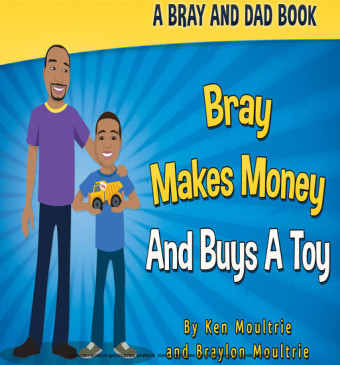 Bray Makes Money and Buys a Toy