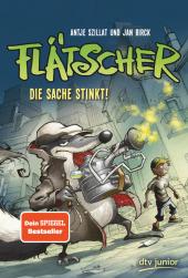 Flätscher - Die Sache stinkt! Cover