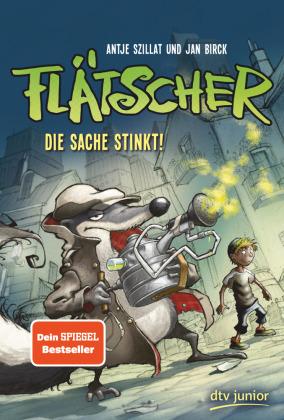 Flätscher - Die Sache stinkt!