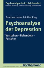 Psychoanalyse der Depression