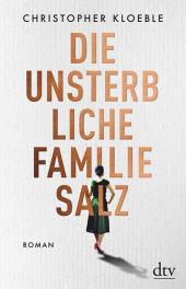 Die unsterbliche Familie Salz Cover