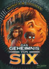 Das Geheimnis von Six Cover