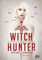 Witch Hunter - Herz aus Dunkelheit Cover