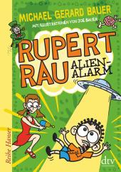 Rupert Rau - Alien-Alarm Cover