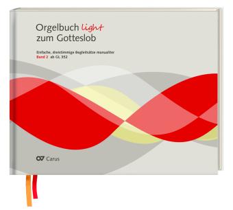 Orgelbuch light zum Gotteslob