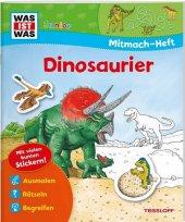 Dinosaurier, Mitmach-Heft