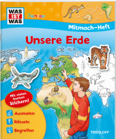 Unsere Erde, Mitmach-Heft