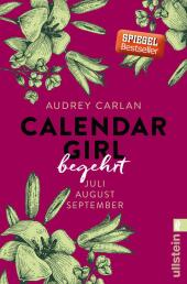 Calendar Girl - Begehrt Cover