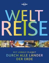 Lonely Planet Bildband Weltreise Cover