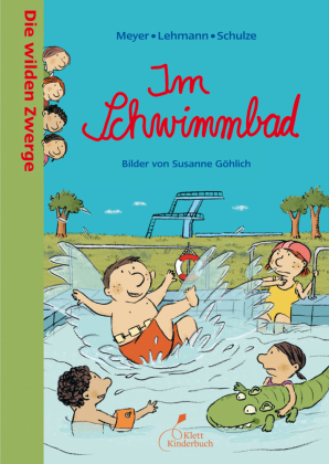 Die wilden Zwerge - Im Schwimmbad