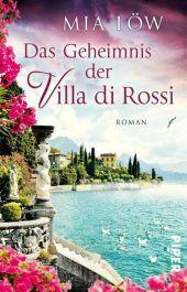 Das Geheimnis der Villa di Rossi Cover