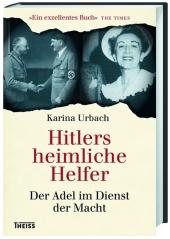 Hitlers heimliche Helfer Cover