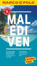MARCO POLO Reiseführer Malediven Cover