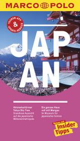 MARCO POLO Reiseführer Japan Cover