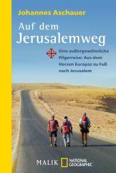 Auf dem Jerusalemweg Cover