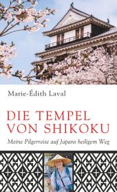 Die Tempel von Shikoku Cover