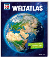 WAS ist was Weltatlas Cover