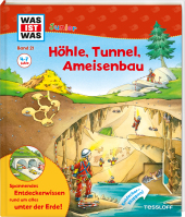Höhle, Tunnel, Ameisenbau Cover