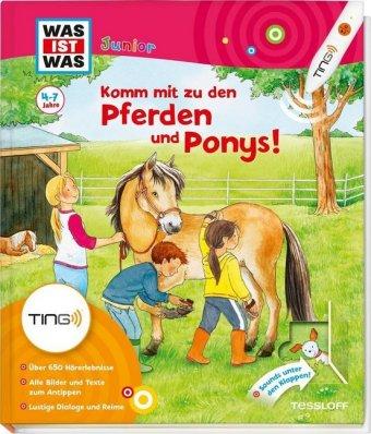 Komm mit zu den Pferden und Ponys!, Ting-Ausgabe