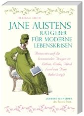 Jane Austens Ratgeber für moderne Lebenskrisen Cover