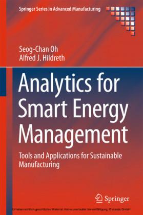 Analytics for Smart Energy Management