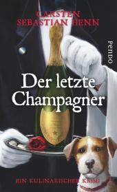 Der letzte Champagner Cover
