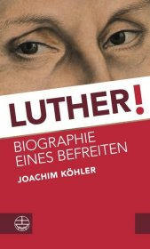 Luther! Cover