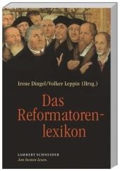 Das Reformatorenlexikon Cover
