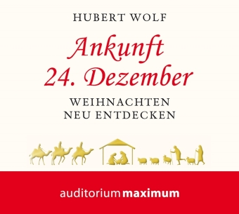 Ankunft 24. Dezember, 2 Audio-CDs