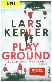 Playground - Leben oder Sterben Cover
