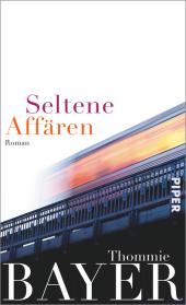 Seltene Affären Cover