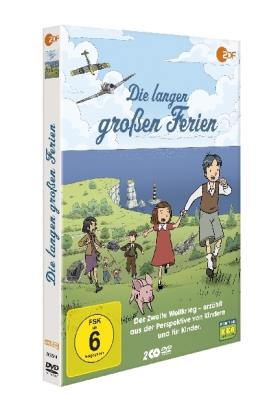 Die langen großen Ferien, 2 DVD