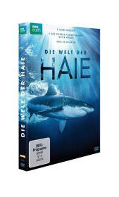 Die Welt der Haie, 2 DVDs Cover