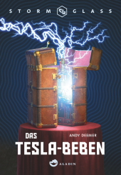 Stormglass. Das Tesla-Beben Cover