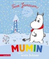 Mumin und der erste Schnee Cover