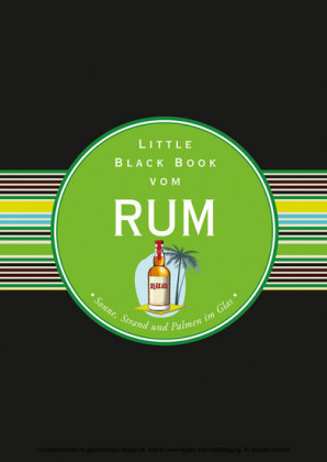 Das Little Black Book vom Rum