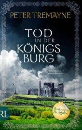 Tod in der Königsburg, illustrierte Ausgabe Cover