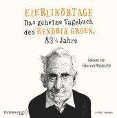 Eierlikörtage, 8 Audio-CDs Cover