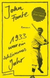 1933 war ein schlimmes Jahr Cover