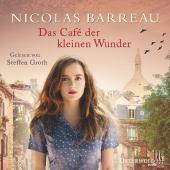 Das Café der kleinen Wunder, 6 Audio-CDs Cover