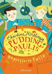 Pudding-Paulis gepfefferte Fälle Cover
