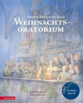 Weihnachtsoratorium, m. Audio-CD Cover